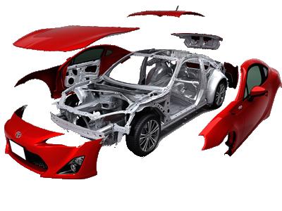 Кузовной ремонт в Астрахани по доступной цене