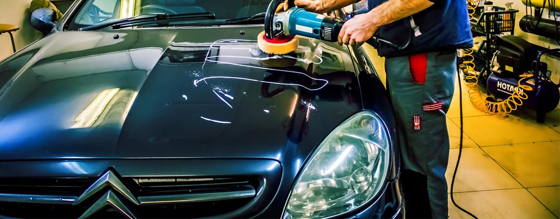 Полировка кузова автомобиля по доступной цене